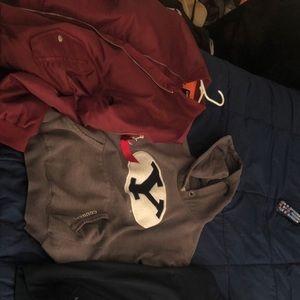 Shirts - Hoodies/ jackets